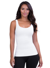Mother Tucker Scoop Neck Tank - White - Mums and Bumps