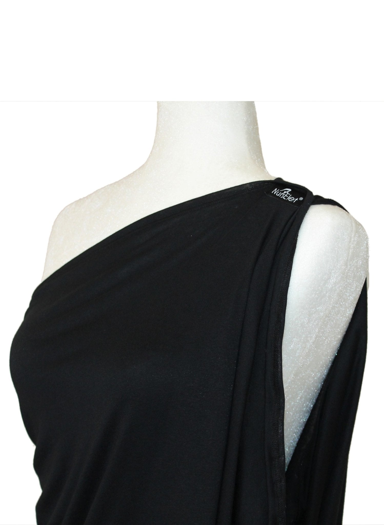 Nursing 360° Scarf/Cover - Onyx - Mums and Bumps