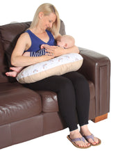 Nursing/Breastfeeding Pillow - Butterfly Ball - Mums and Bumps
