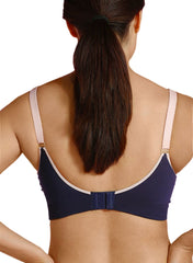 Original Maternity & Nursing Bra Delux - Navy - Mums and Bumps