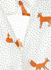 Panarea Maternity Blouse - Fox - Mums and Bumps