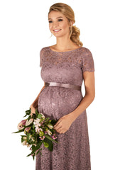 Penelope Maternity Gown - Mums and Bumps
