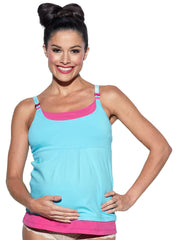 Rain Maternity & Nursing Tank - Mums and Bumps