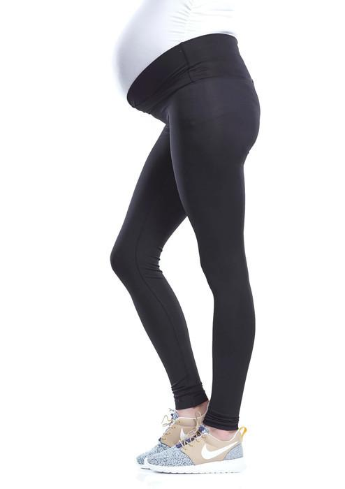 Sage Active Maternity Legging - Black - Mums and Bumps