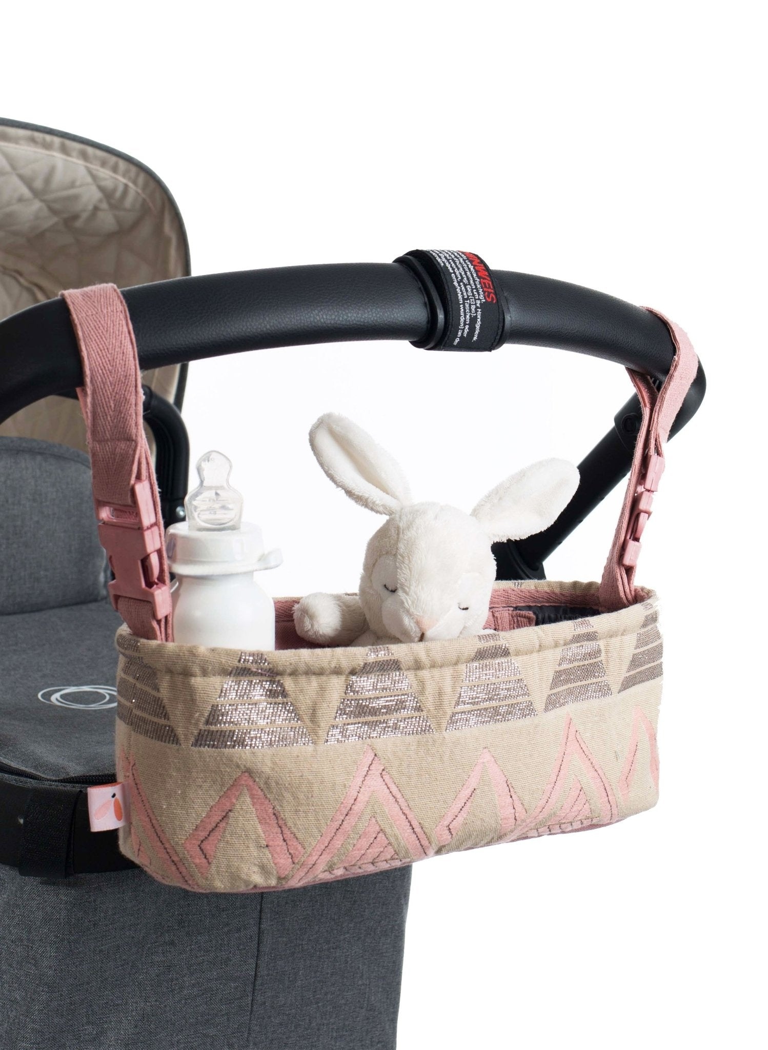 Stroller Organizer - Wild Feather - Mums and Bumps