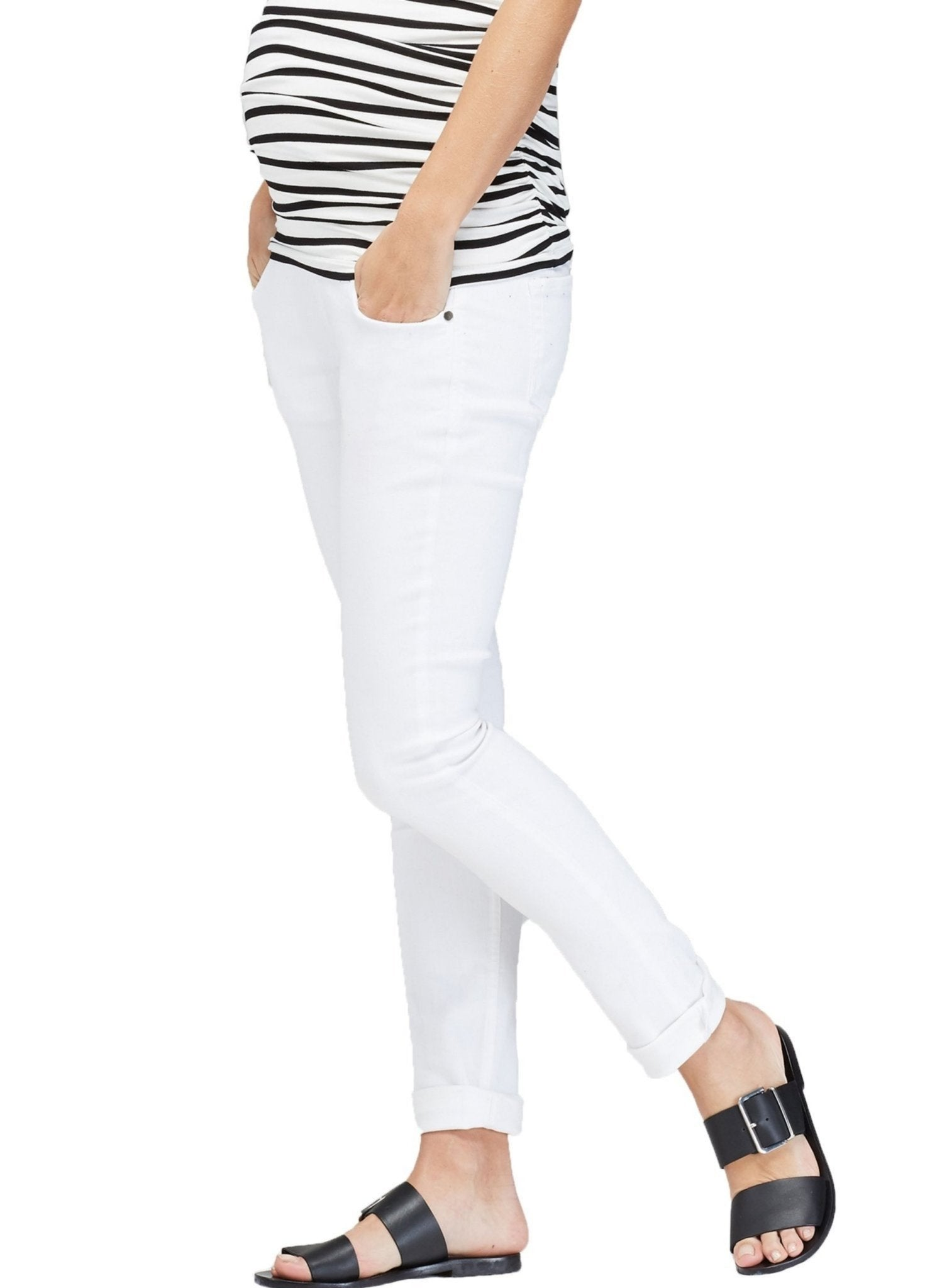 Zadie Super Stretch Skinny Maternity Jeans - Mums and Bumps