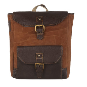 Dapper Brown Backpack