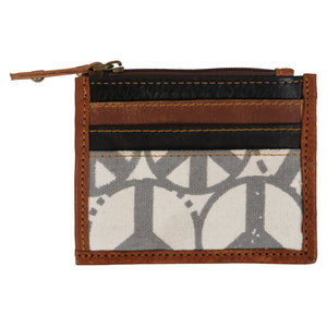 PEACE CREDIT CARD WALLET