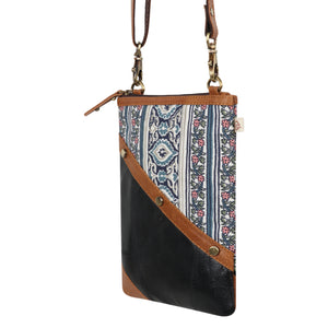 Blues Brisk Crossbody