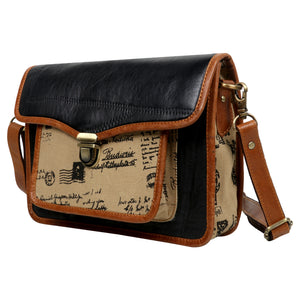 Script Supple Crossbody