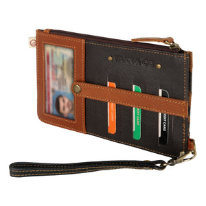 Tiger 7 Star Wallet Wristlet