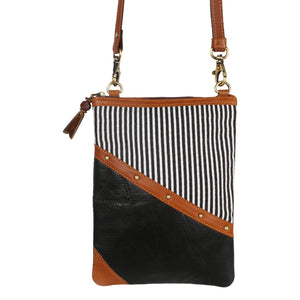Stripe Brisk Crossbody