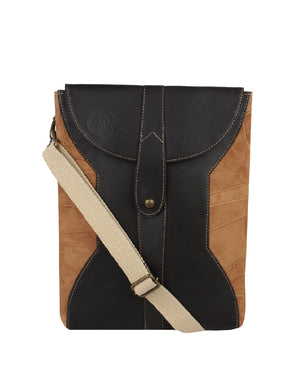Axel Tan Crossbody