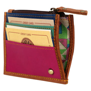 SYLVIA CREDIT CARD WALLET