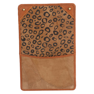 Cheetah Passport Wallet