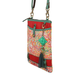 Flora Patterson Small Crossbody