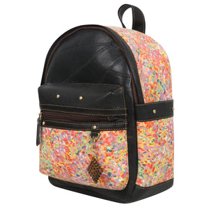 Flora Lacy Backpack
