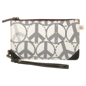 PEACE 7 STAR CREDIT CARD WALLET