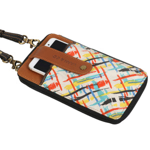 Zag Prism Cellphone Crossbody