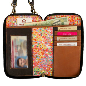 Flora Prism Cellphone Crossbody