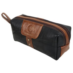 Tommy (Black) Dopp Kit