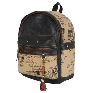 Script Lacy Backpack