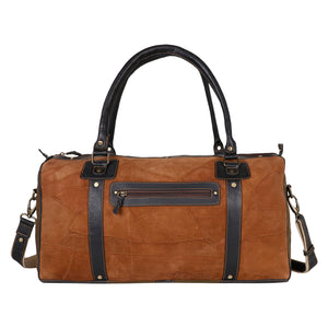 Hardy Brown Duffel Bag
