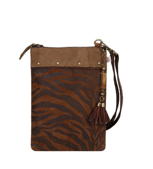 Tiger Brisk Crossbody