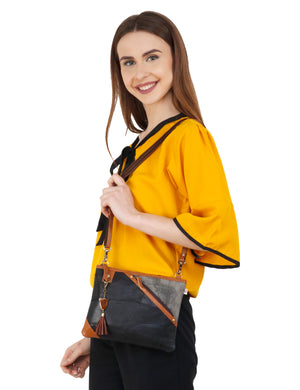 Grayson Wide Crossbody