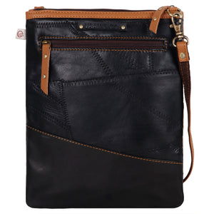 Grayson Long Cheetah Crossbody