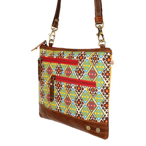Honey Jazz Crossbody