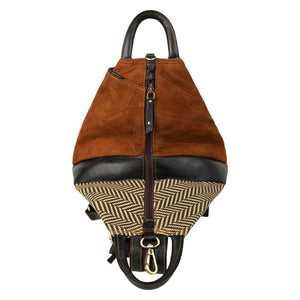 Parker Brown Backpack