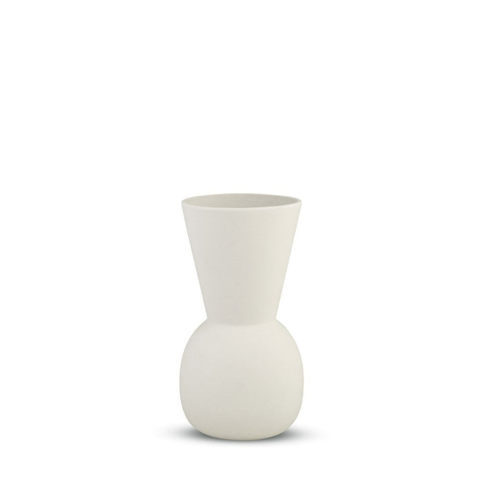 Cloud Bell Vase Snow - Small - Winston and Finch