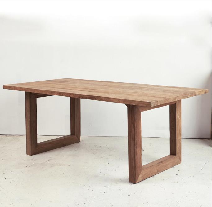 Elyas Rustic Table - Winston and Finch