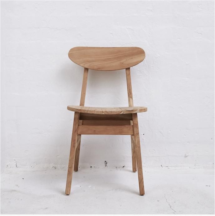 Kali Dining Chair - Natural - Winston and Finch