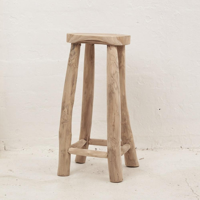 PREORDER - Lale Rustic Milking Bar Stool - 67cm - Winston and Finch