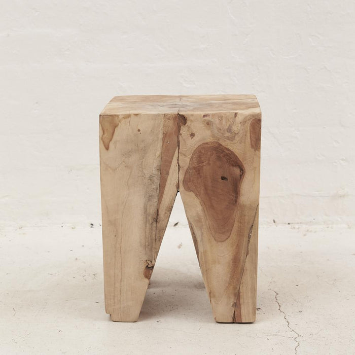 PREORDER - Rafi Peg Stool / Side Table - Winston and Finch
