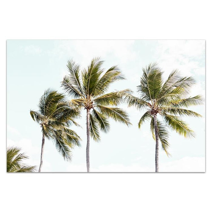 Tropical Palms II - Winston and Finch