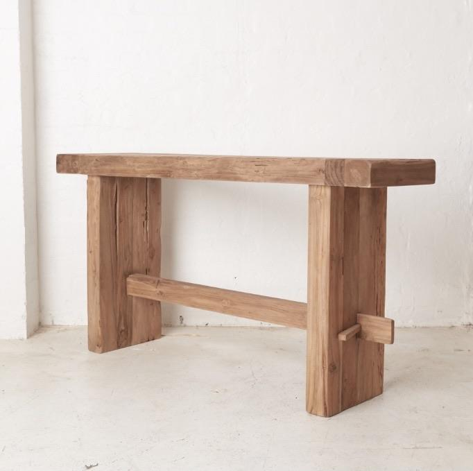 Yashar Rustic Console - Winston and Finch