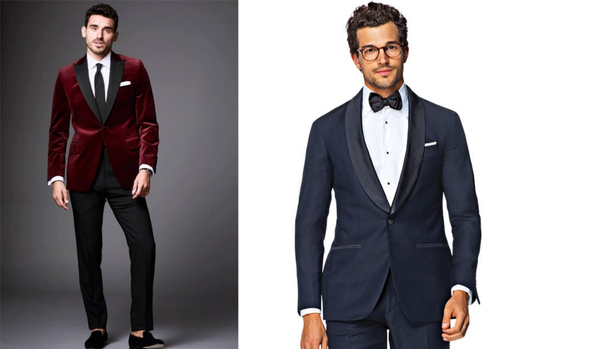 Styles of Tie formal christmas party costumes for men