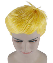 Australian Singer Black & Blonde Hidden Wig | Short Bob  Wig | Premium Breathable Capless Cap