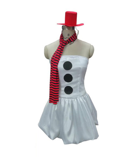 Snow Lover Costume HC-027 - HalloweenPartyOnline