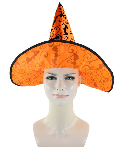 Orange Witch Hat HA-004