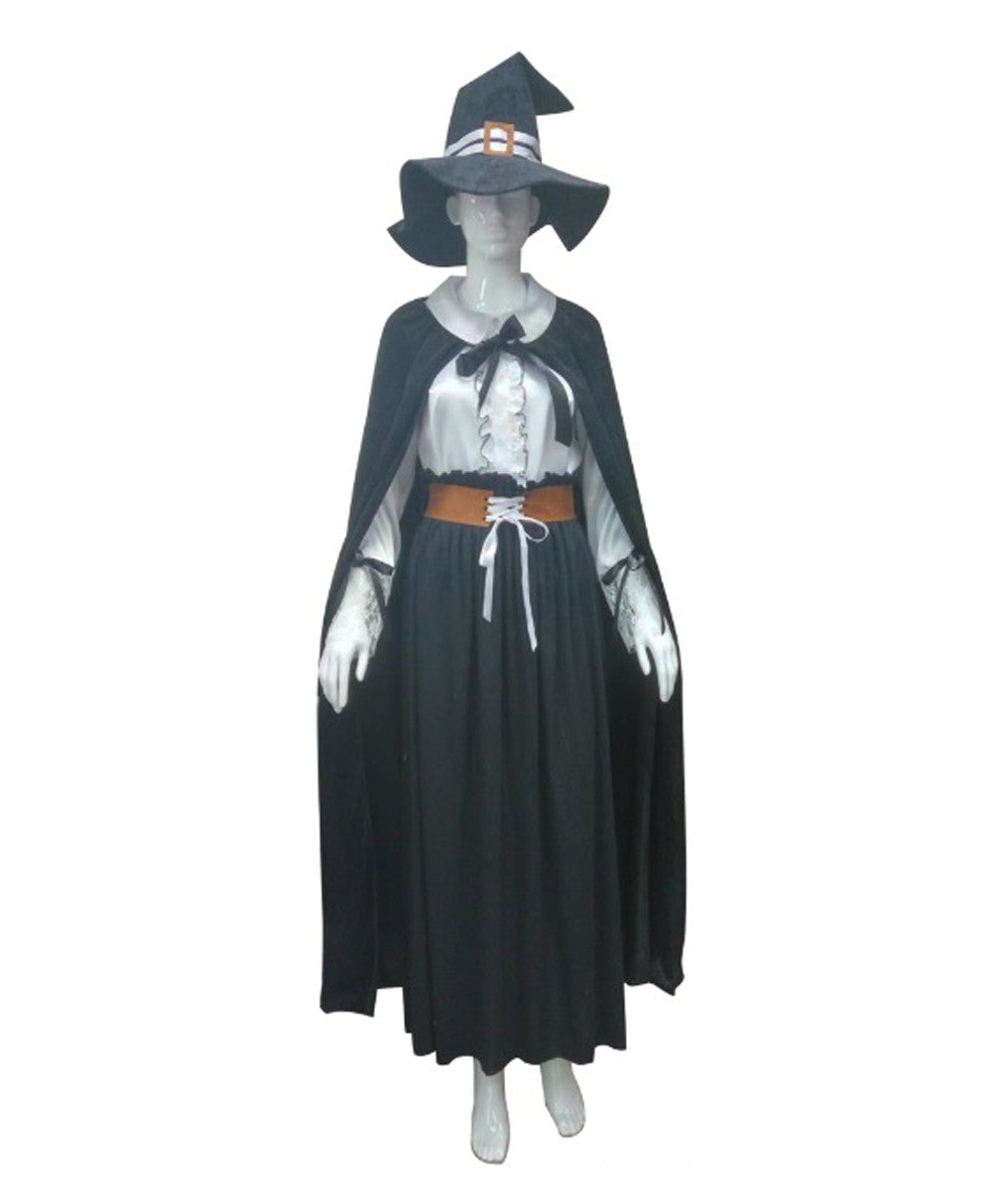 Adult Women's Witch Costume HC-063 - HalloweenPartyOnline