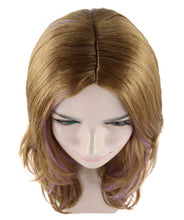 Supermodel Wig | Natural Looking Glamour Gold Blonde Wig | Premium Breathable Capless Cap