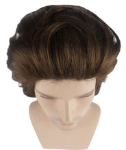 70s Brown Wig HM-102 - HalloweenPartyOnline