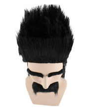 Balthazar Bratt Wig | Despicable Me 3 Cosplay Black Wig