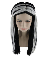 Rag Doll style Wig | Long Two-Toned Wig