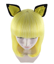 Pokemon Pichu Wig | Medium Yellow Wig