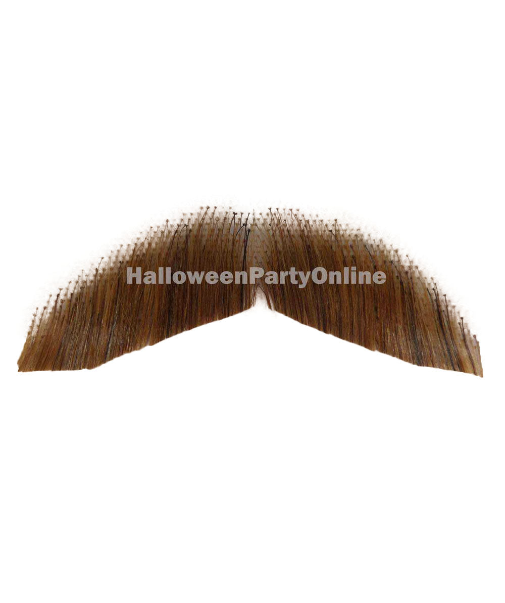 Mustaches | Brown